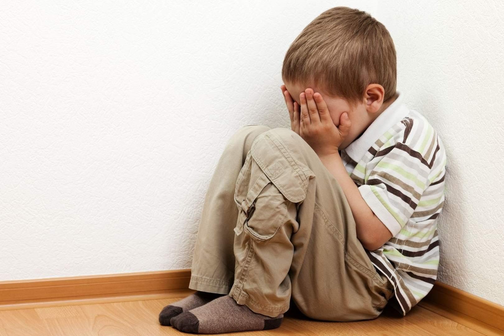 ბავშვი აუცილებლად სიყვარულის ფონზე უნდა დაისაჯოს
