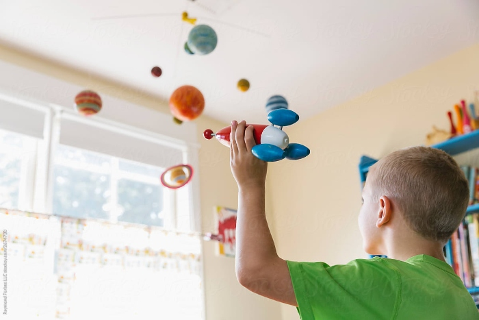 ნუ დაიწყებთ ბავშვის ოცნებების მსხვრევას, პირიქით, მისი სურვილები და ინტერესები წაახალისეთ