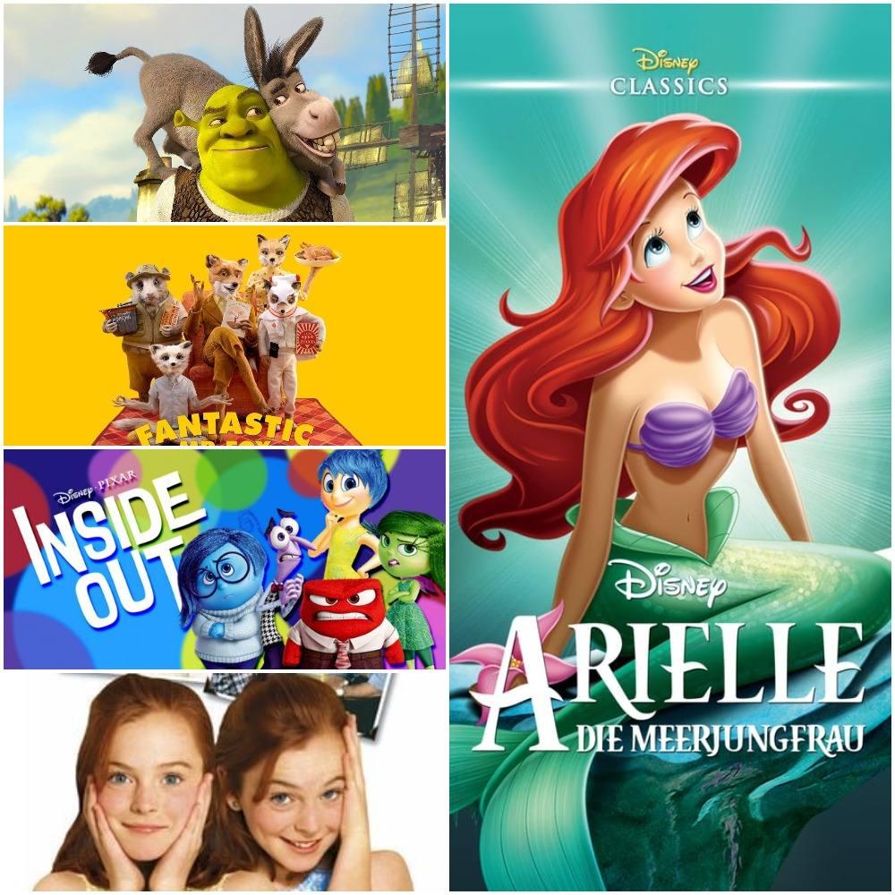 5 საბავშვო ფილმი, რომლებიც მშობლებსაც ძალიან მოეწონებათ
