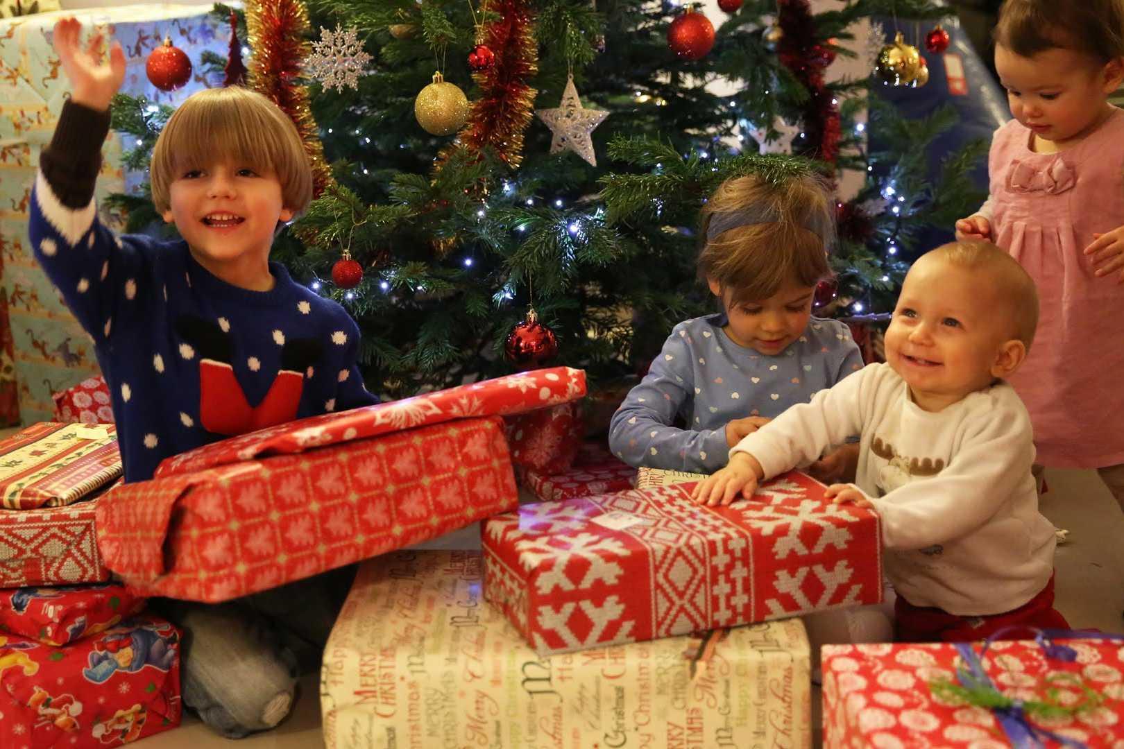 """""""ბავშვის არცერთ საჩუქარს არ უნდა ჰქონდეს უბრალოდ საჩუქრის სახე"""""""