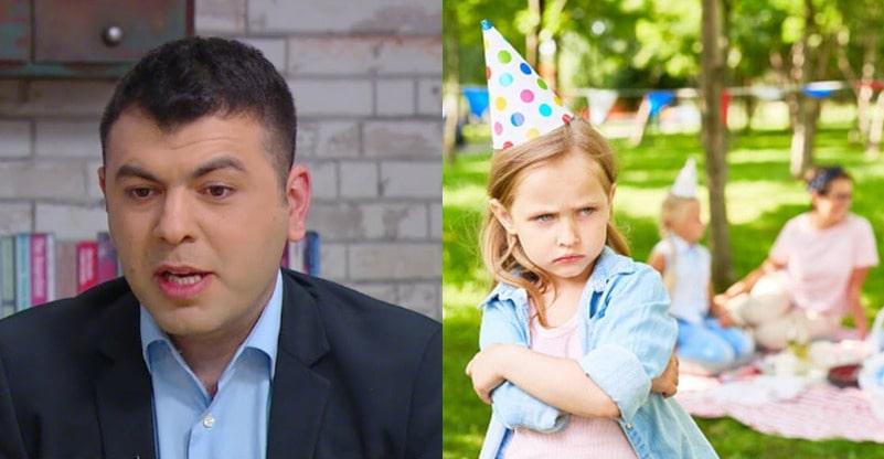 """""""ადამიანის 9 ფსიქოტიპი: ცხრა მოდელი იმისა, თუ როგორ ექცევა მშობელი ბავშვს,"""" - ფსიქოლოგი ილია ნიკაჭაძე"""