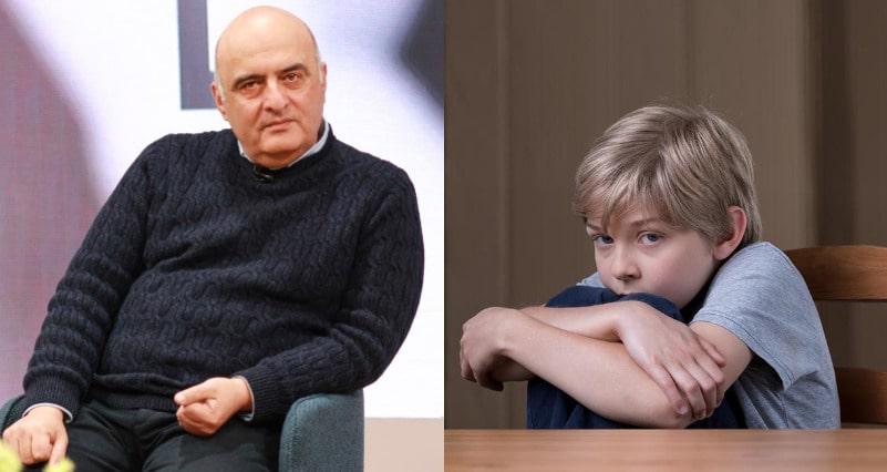 """""""დაშინება ბავშვზე მკვეთრად ნეგატიურად მოქმედებს 4-6 წლამდე ასაკში,"""" - ბავშვთა ფსიქოლოგი ზაზა ვარდიაშვილი"""