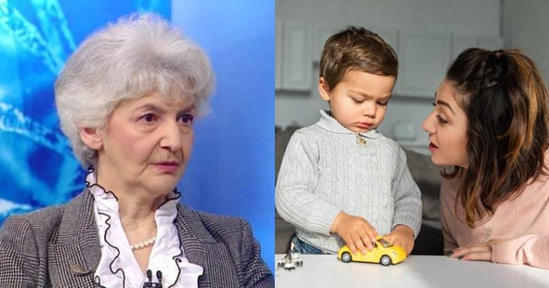 """""""დღევანდელმა ბავშვმა არ იცის არც ბოდიში, არც გამარჯობა, არც ნახვამდის,"""" - ნეიროფსიქოლოგი თამარ გაგოშიძე"""