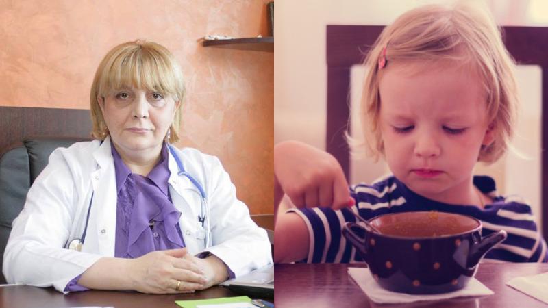"""""""თუ არ უყვარს ბავშვს, ნუ აჭმევთ წვნიანს,"""" - პედიატრი ინგა მამუჩიშვილი"""
