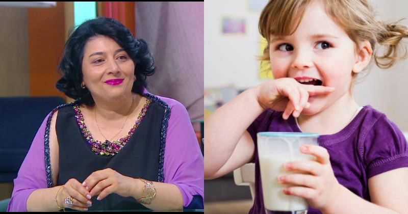 """""""სკოლამდელი ასაკის ბავშვის კვება უნდა შედგებოდეს სამი ძირითადი კვებისა და სამი წახემსებისგან,"""" - პედიატრი ნინო თოთაძე"""