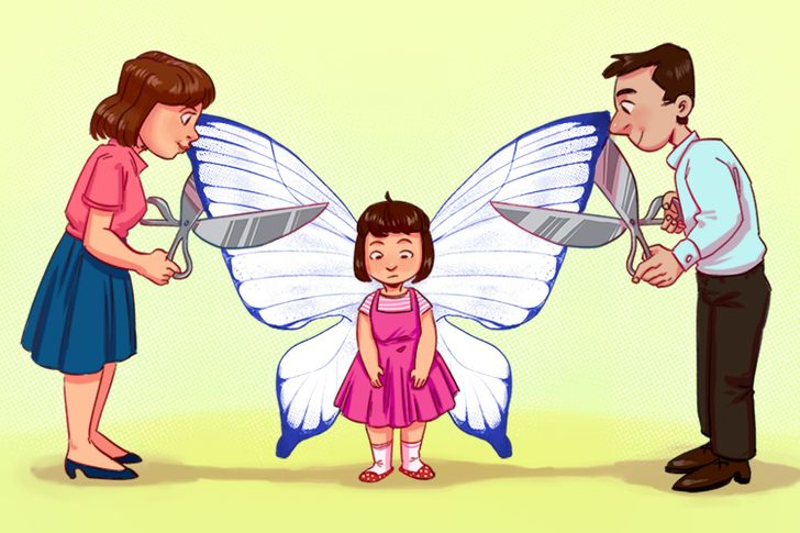 მშობლის 7 ქცევა, რომელიც ბავშვს ბედნიერ ადამიანად ჩამოყალიბებაში ხელს უშლის