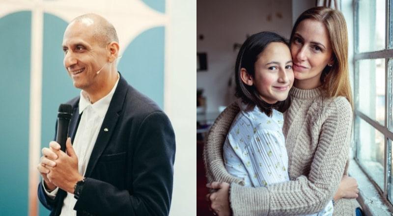 """""""მე გეტყვით ბავშვის აღზრდის ძალიან მარტივ, მზა რეცეპტს..."""" - პაატა ამონაშვილის რჩევები მშობლებს"""