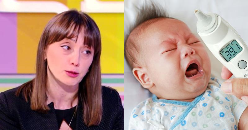 """""""თუ სამიდან ექვს თვემდე ასაკის ბავშვის ტემპერატურა 39 გრადუსია, მას სახლში არ ვტოვებთ,"""" - პედიატრი შორენა ქართველიშვილი"""