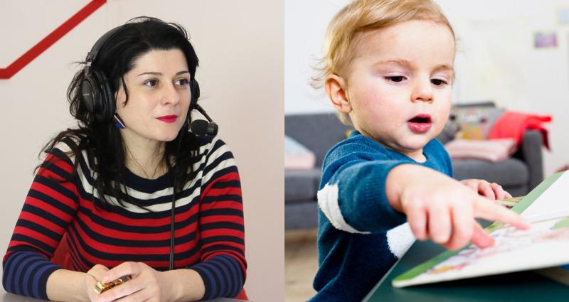 """""""ნუ გიხარიათ, როდესაც თქვენი სამი წლის ბავშვი უცხო ენაზე საუბრობს,"""" - ფსიქოლოგი ნინო ახალაია"""