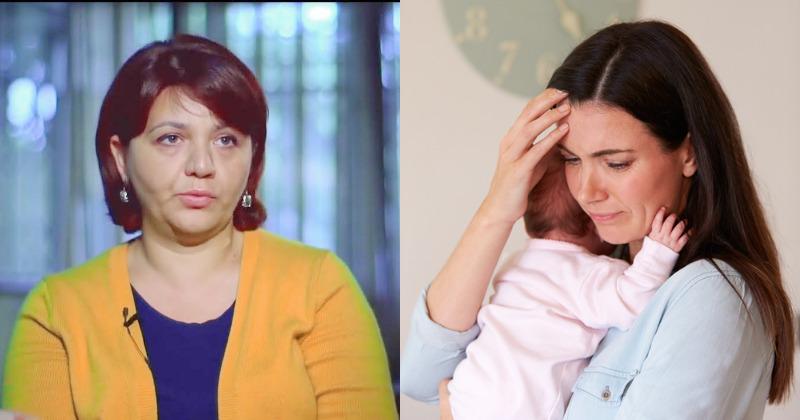 """""""მშფოთვარე დედებს მშფოთვარე შვილები ჰყავთ, ამიტომ ყურადღებით უნდა ვიყოთ,"""" - ფსიქოლოგი ირინა ტაბუციძე"""