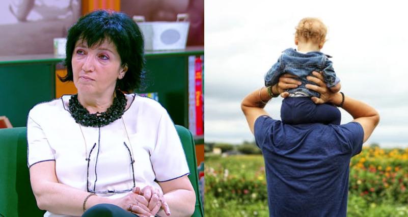 """""""არ არის საჭირო, როდესაც დედები მამებისგან მოითხოვენ:  შენც ისე მოიქეცი, როგორც მე,"""" - ხათუნა გოგელია"""
