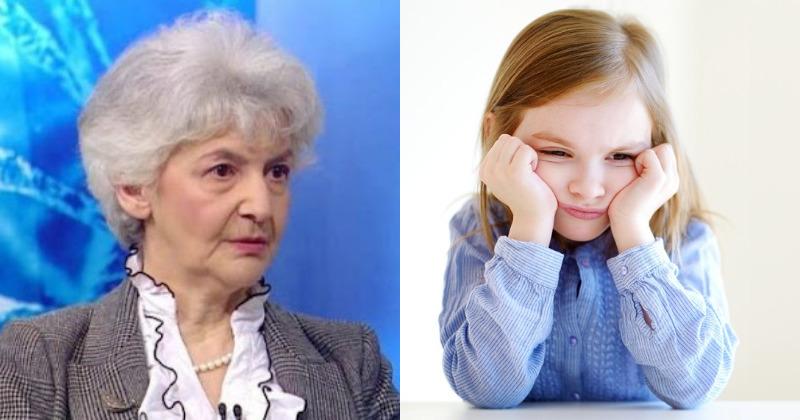 """""""ასე არაფრით არ შეიძლება ბავშვების დაშინება, საშინელებაა ეს,"""" - თამარ გაგოშიძე  ბავშვებში კოვიდით გამოწვეულ სტრესზე"""