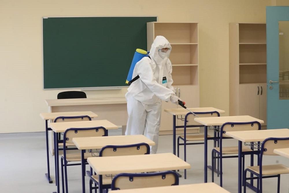 4 ოქტომბერს სკოლის შენობებში სწავლის დაწყებასთან დაკავშირებით, განათლების სამინისტრო ინფორმაციას ავრცელებს