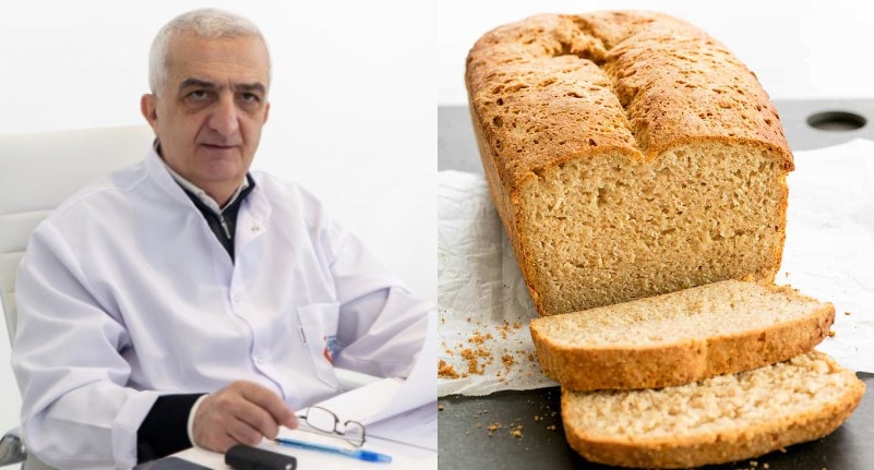 """""""მიკვირს, როდესაც თვლიან, რომ საფუარი ცუდია, პური უნდა შედიოდეს კვების რაციონში,"""" - გასტროენტეროლოგი გელა სულაბერიძე"""