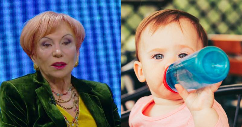 """""""სითხე დედამ ბავშვს უნდა უანგარიშოს ასე: 40 მილილიტრი კილოგრამ წონაზე,"""" - პედიატრი ქეთი ნემსაძე"""