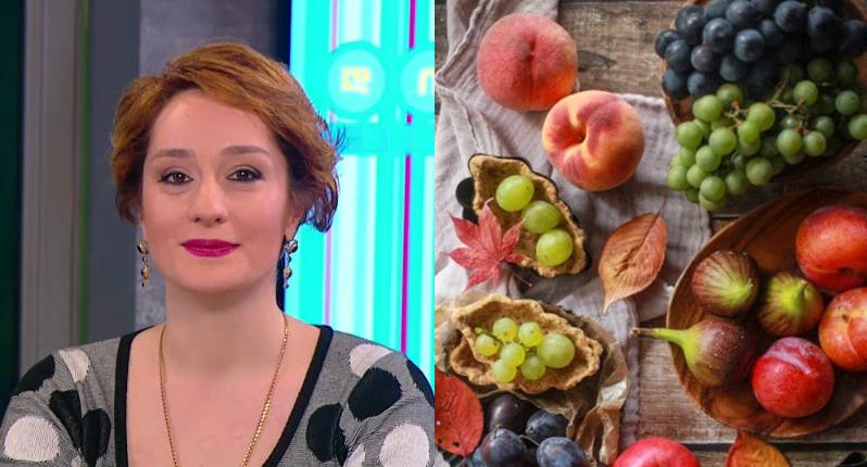 რომელია შემოდგომის მკურნალი  ხილი? - ენდოკრინოლოგ ქეთი ასათიანის რჩევები