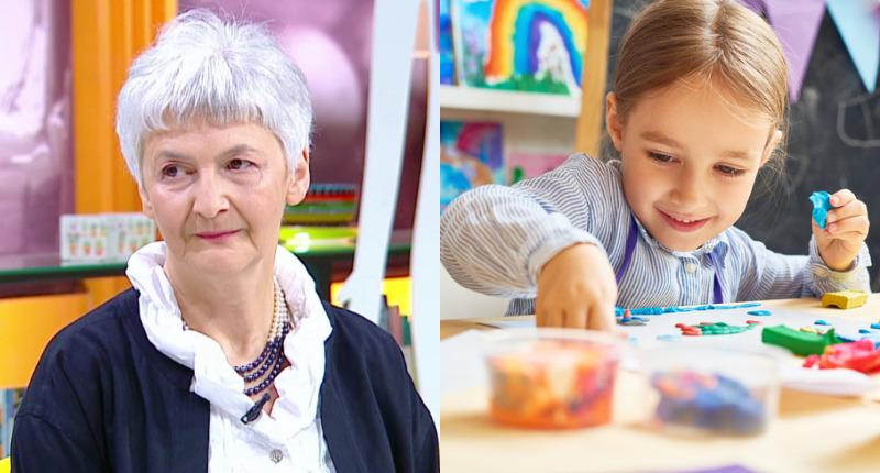 """""""ისეთი საბავშვო ბაღი უნდა შეარჩიოთ, სადაც ბავშვის გართობაზე კი არა, მის განვითარებაზე არიან ორიენტირებულები,"""" - თამარ გაგოშიძე"""