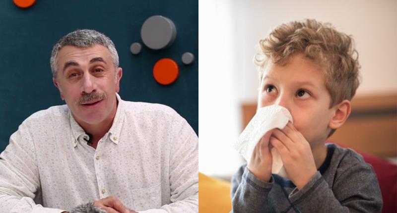 ხშირი გაციება ბავშვებში: როგორ მოვაგვაროთ პრობლემა? - ევგენი კომაროვსკის რჩევები მშობლებს